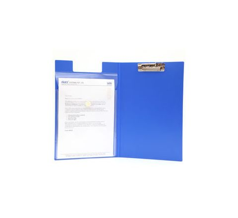 Solo PB 111 Pad Board with Envelope Pocket (Magic Square Blue)