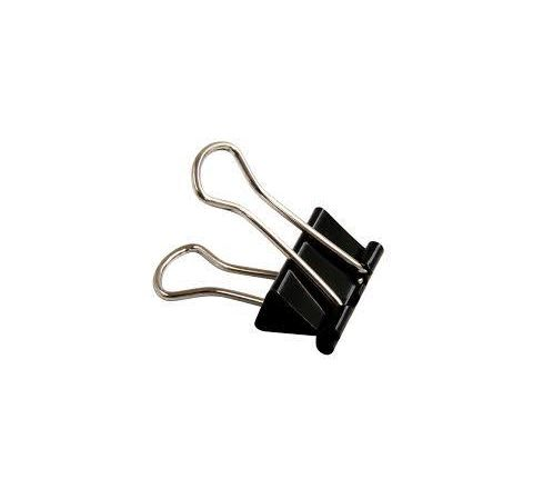 Infinity Binder Clip 32mm (Pack of 12 Pcs) 640-132742983