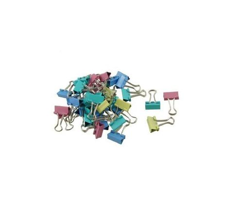 Yi Hai Binder Clip 19MM (12Pcs Pack) YI398OS43QBOINSTA-13348