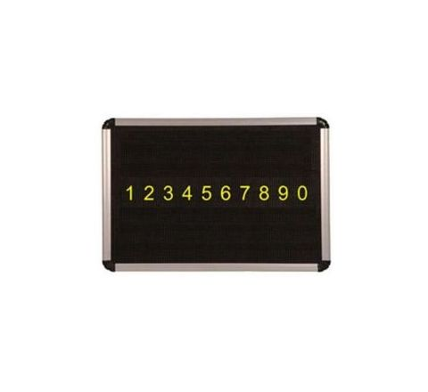 Asian 36 mm Golden Color Grooved board Numeric Figure