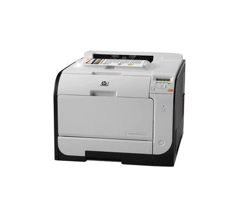 HP M451NW Laserjet Pro Printer Single Function Up to 40,000 pages