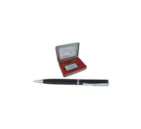 Pierre Cardin Premium Grace Ball Pen and Calculator Gift Set
