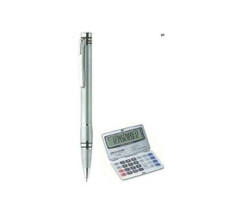 Pierre Cardin Premium Check N Write Ball Pen and Calculator Gift Set