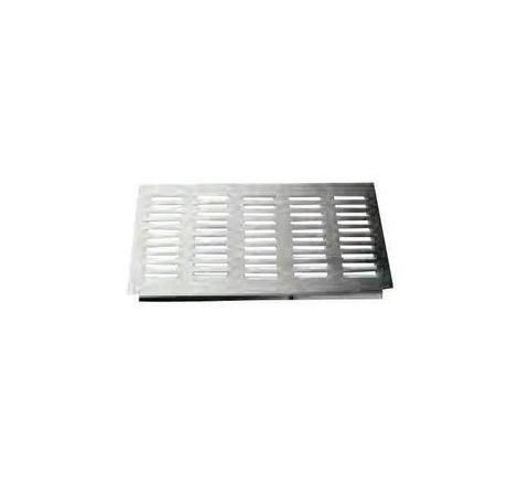 Jayna Hydro 200 x 600 mm Matt Floor Drain Vertical Gratings - HR 2