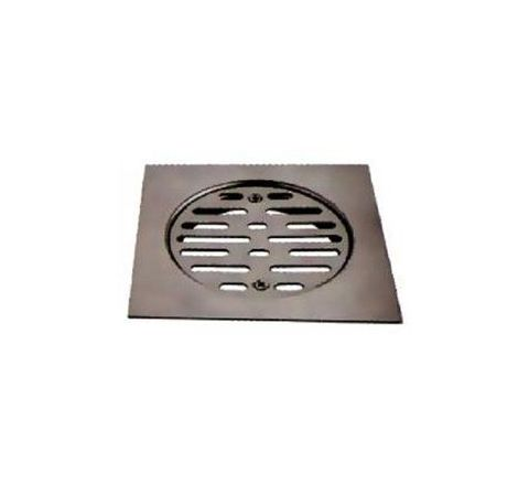Jayna New Heavy Gratings 150 x 150 mm Glossy Floor Drain - NHG 150