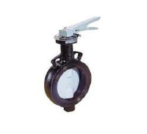 Honeywell 300 mm Cast Iron Wafer Type Butterfly Valve