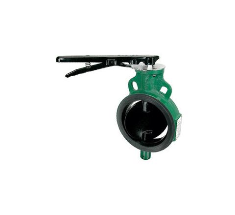 Zoloto 1-1/2 Inch S.S Disc PN-10 Pressure Class Butterfly Valve - 1078B
