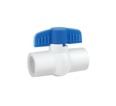 Prayag 3/4 Inch CPVC Ball Valve - C22