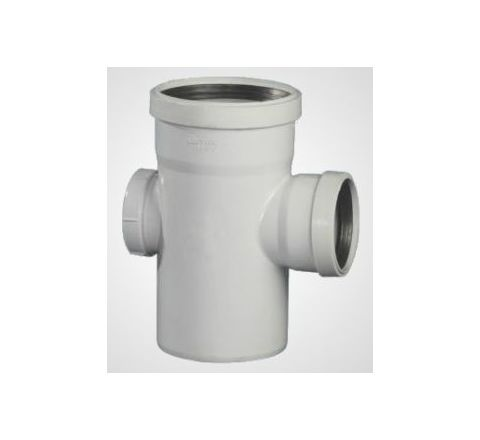 Supreme 110 mm mm PVC Reducing Tee