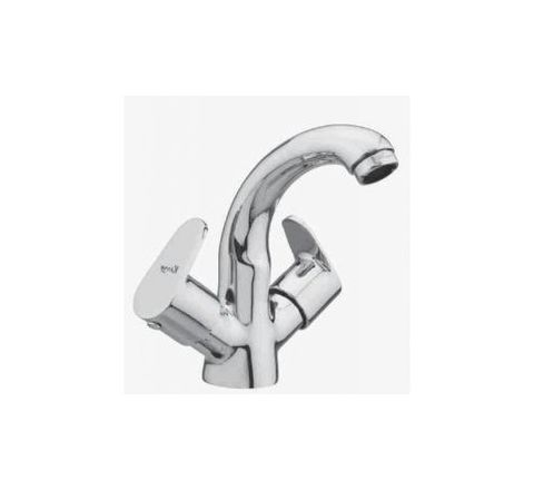 Kerro Center Hole Faucet (Material Brass, Finishing Chrome) - AP 08