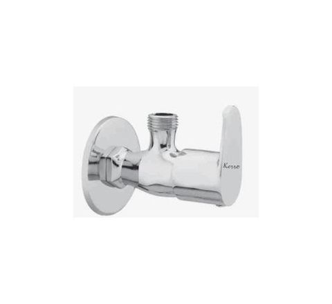 Kerro Angle Cock Faucet (Material Brass, Finishing Chrome) - AP 04