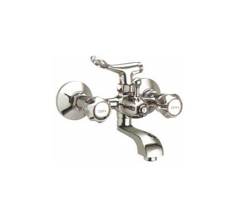 Cera Floral Wall Mixer Bathroom Faucet - CP 111