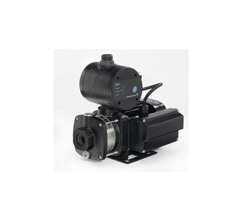 Grundfos Booster Pressure Pump Tank Capacity 24 Ltr CM 3-3 (0.7 HP)