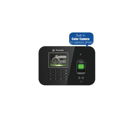 Secureye Time Attendance Cum Access Control Biometric S-B600