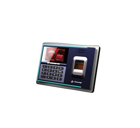 Secureye Time Attendance Cum Access Control Biometric S-B300CB