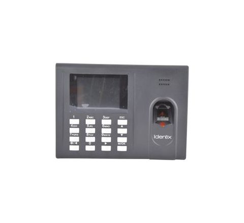 identix Biometric Machine K30