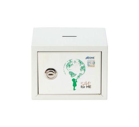 Ozone Money Bank OES-MB-11 White