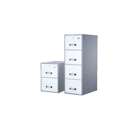 Godrej Mechanical Zeus Fire Resistant Cabinet - 1 Hr 4 Dr FRFC + GL