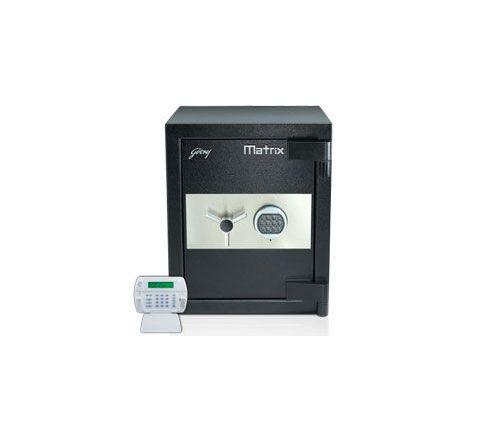 Godrej Electronic Safe Matrix 2414 - EL with I-Warn
