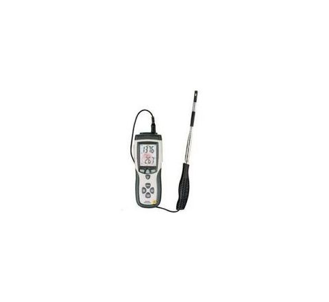 HTC AVM-08 (Range - 0.10 - 25.0 m/s) Hot Wire Anemometer