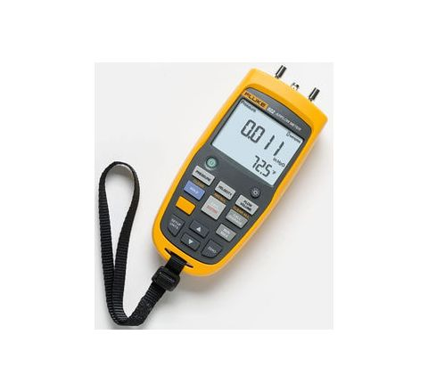 Fluke 922 Air Flow Meter Micromanometer