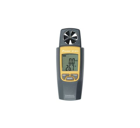 Pro'sKit MT-4015 Thermometer And Vane Anemometer