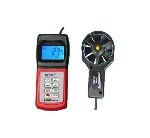 Metrix+ AVM-05 Digital Anemometer 0.4-45 m/s