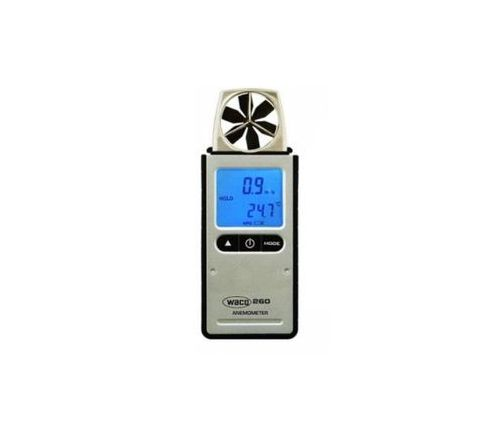 Waco 260 Anemometer with -20 to 60 °C Temp
