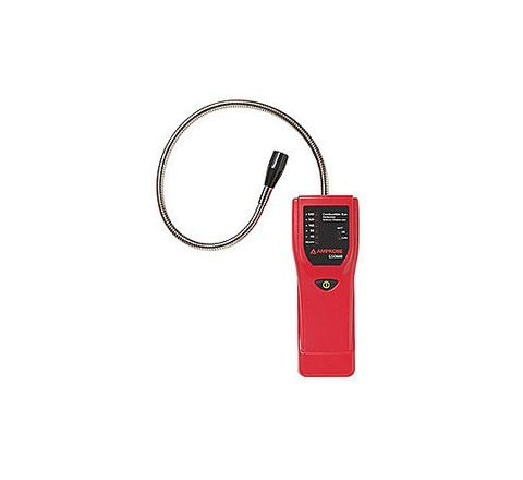 AMPROBE Combustible Gas Detector Visual, Audible (4) AA Batteries 26131701