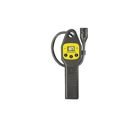 "TEST PRODUCTS INTL. Combustible Gas Detector Audible and Visual 10"" LEL% Reading 2.1% to 100%"