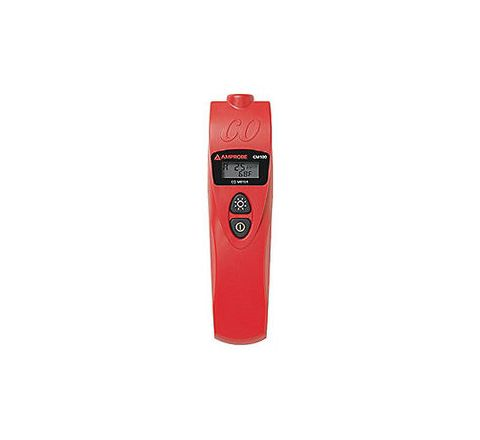 AMPROBE Carbon Monoxide Meter Yes Backlit LCD (3) AAA Batteries 1 PPM
