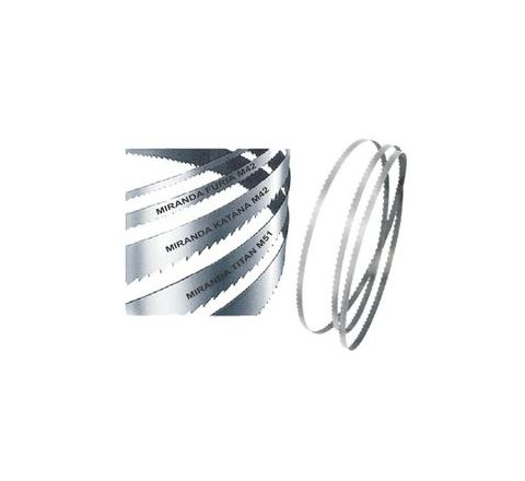 MIRANDA TOOLS Furia N/VN 27X0.90mm Length 2540mm TPI 10/14 Bimetal Bandsaw Blade