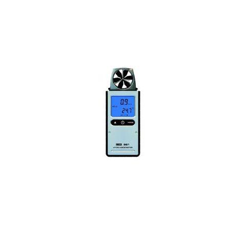 Meco 961 (Air Velocity Range : 0.3 - 30m/s) Hygro Anemometer