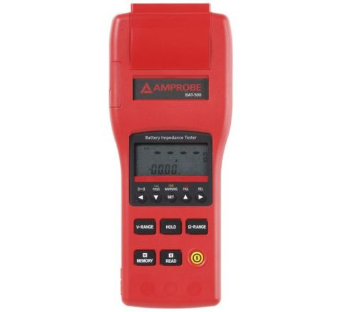 Amprobe BAT-500 Battery Capacity Tester 0 to 500AH