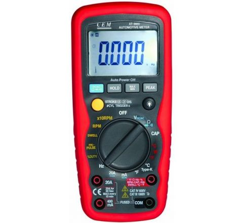 CEM DT-9955 Count 4000 Digital Automotive Multimeter