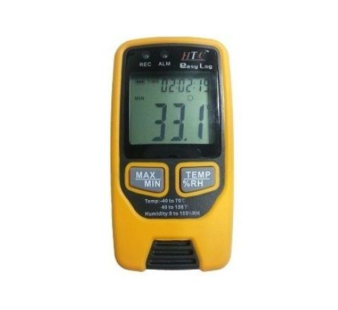 HTC L1 Temperature and Humidity Data Logger -40 - 70°C