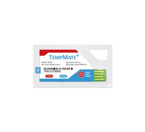 Tempmate S1 Temperature Data Logger -30 to 70 °C