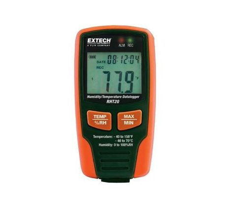 Extech RHT20 -40° to 70°C Humidity and Temperature Datalogger