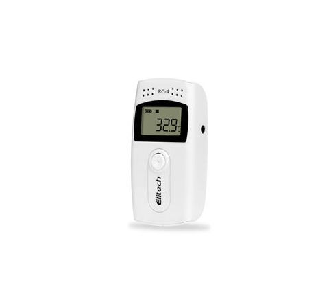Elitech RC-4 Mini Temperature Data logger W/Sensor