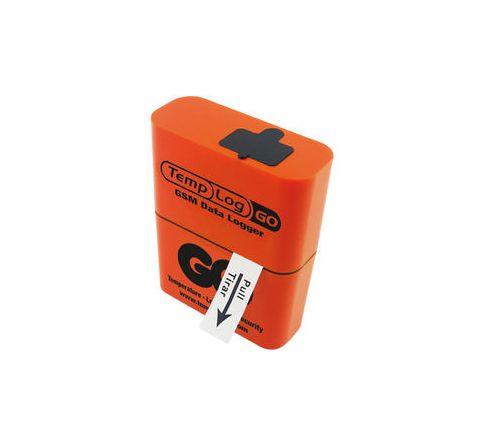 Templog GO Single Use GSM Data logger