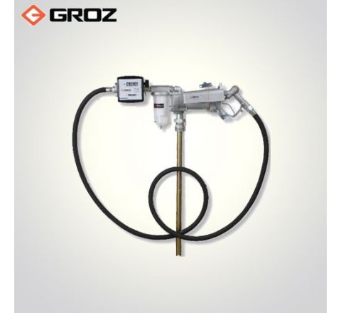 Groz 24 V Heavy Duty Electric Fuel Pump  Upto 57 Lpm FPM/24/D_le_fe_028