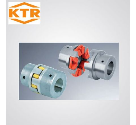 KTR Size 38  1/1a  Rotex Torsionally Flexible Coupling_pt_coupl_038